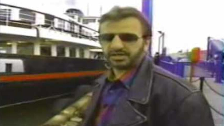Ringo Starr Going Home