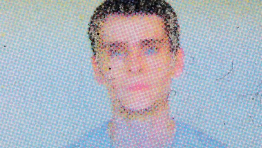 Screen Test 1 (self-portrait)