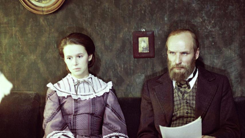 Twenty Six Days from the Life of Dostoevsky