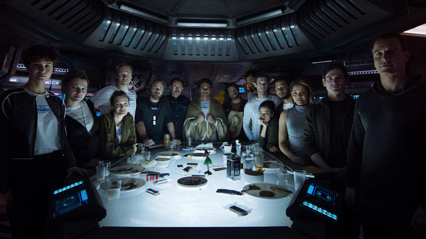 Alien: Covenant - Prologue: Last Supper