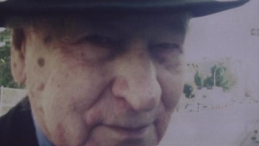 Portrait Series - Jonas Mekas