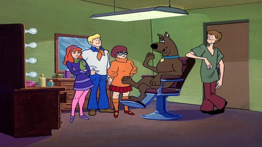 Scooby-Doo Goes Hollywood (Scooby Goes Hollywood)