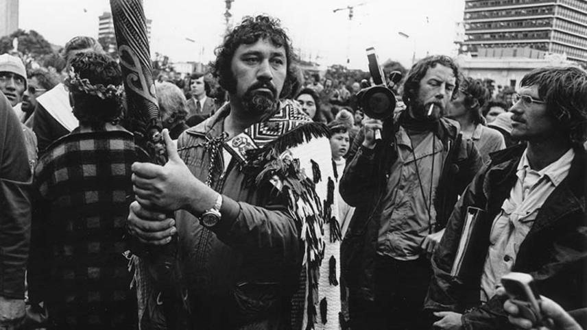 Te Matakite o Aotearoa: The Māori Land March