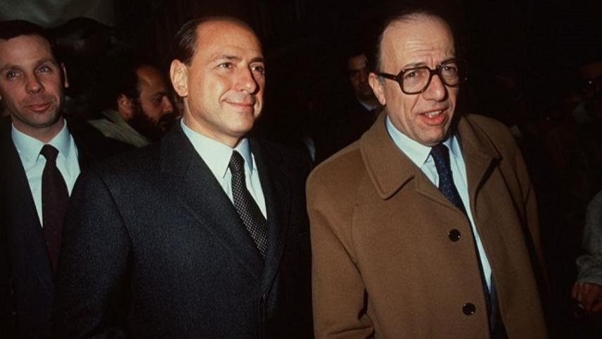When Silvio Was There: A History of Berlusconian Period