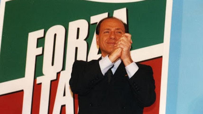 Grazie, Berlusconi!