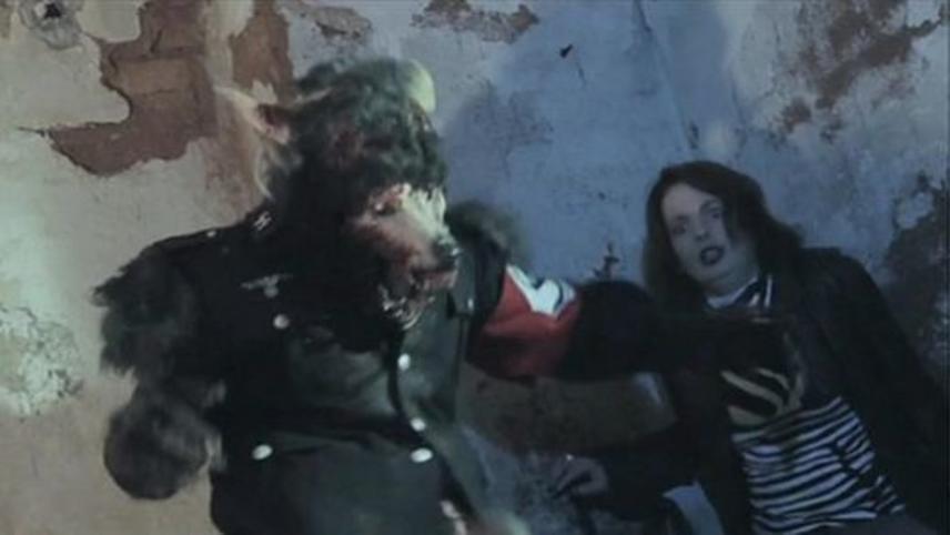 Iron Werewolf (Werewolf Terror)