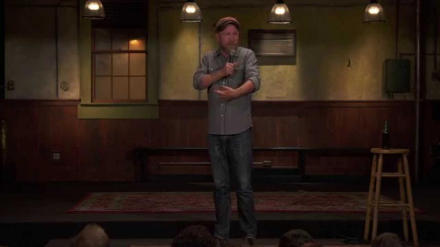 Kyle Kinane: I Liked His Old Stuff Better