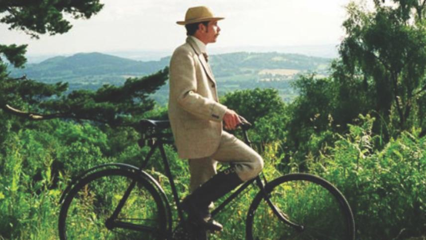 Elgar - A Portrait of a Composer on a Bicycle