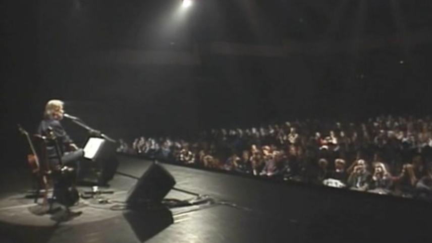Fabrizio De Andrè in concerto