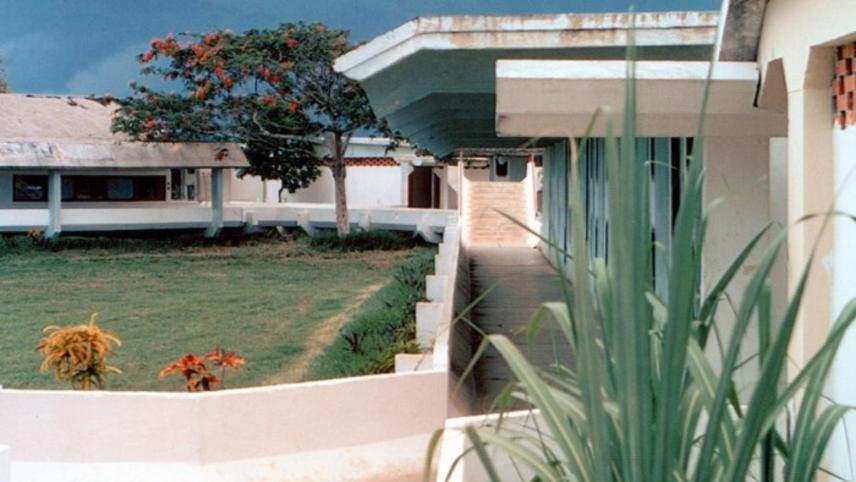 Institute Above-Ground