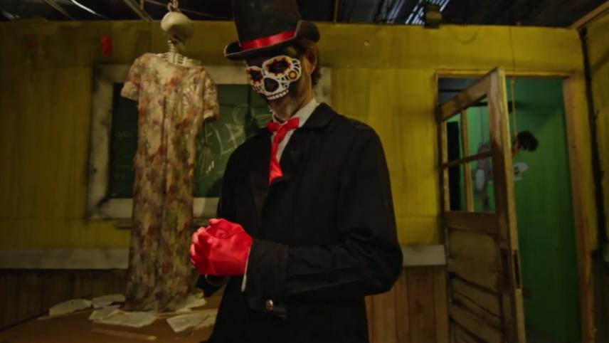 Charlie Charlie (Ouija 3: The Charlie Charlie Challenge/Ouija Challenge)