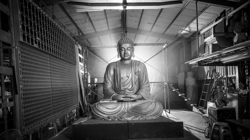 The Great Buddha +
