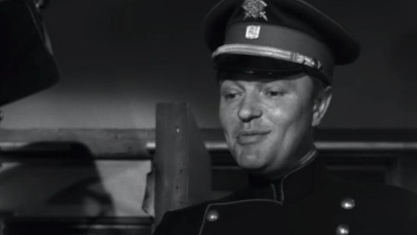 Alfred Hitchcock Presents: Safe Conduct