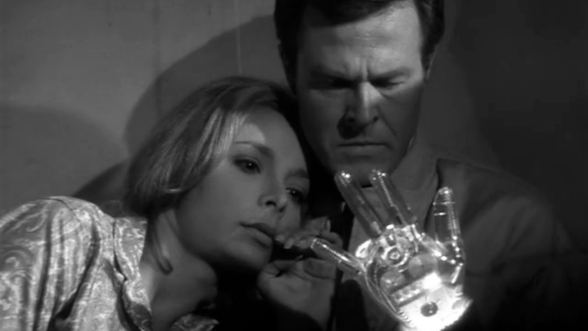The Outer Limits: Demon with a Glass Hand