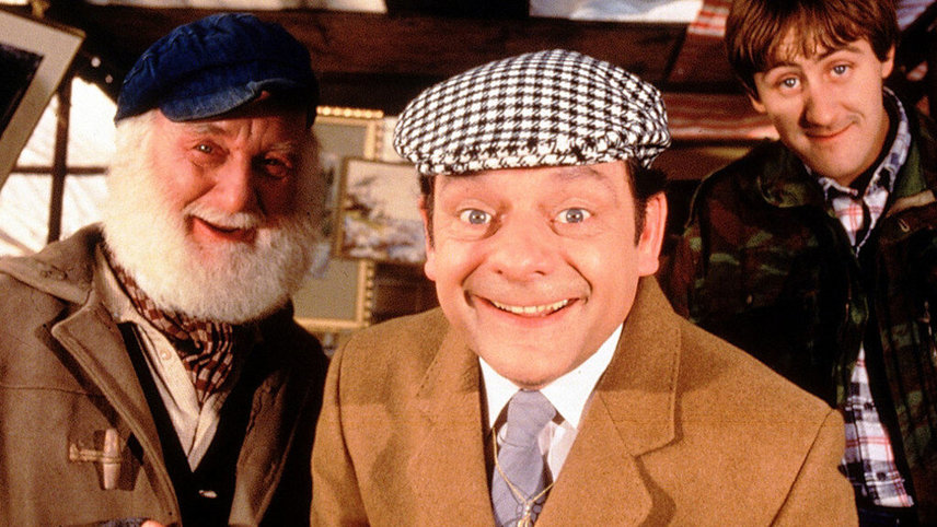 Only Fools and Horses: To Hull and Back