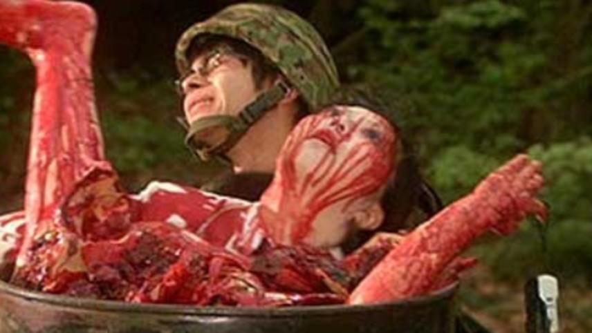Human Pork Chop