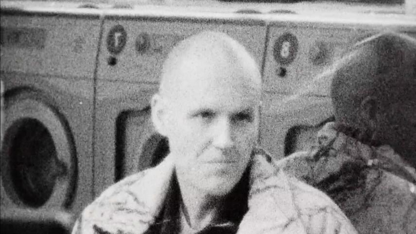 Portrait Ben Russell