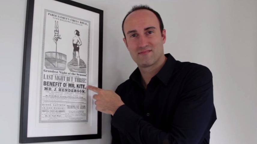 Lennon's Poster