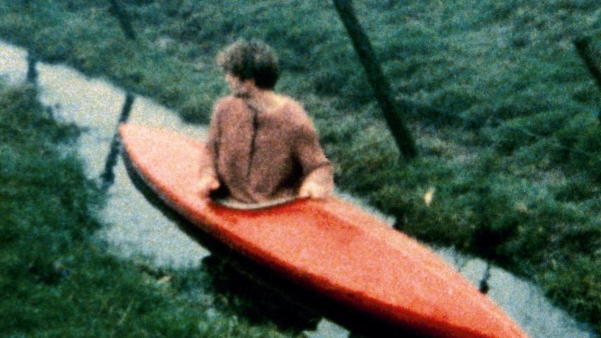 Canoe (Red)