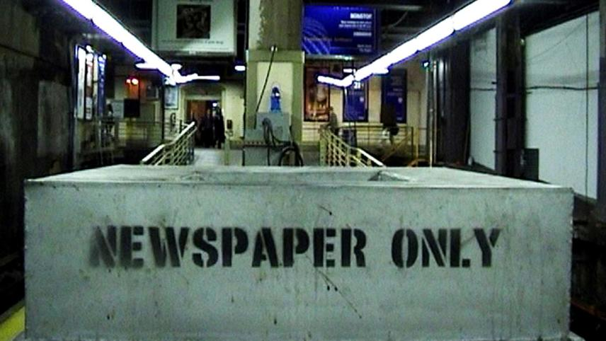 Newspaper Only