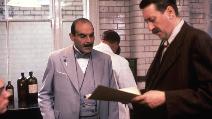 Poirot: Four and Twenty Blackbirds