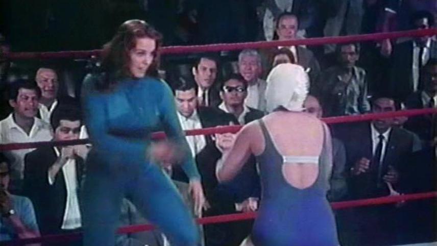 Wrestling Women versus the Murderous Robot (El Asesino Loco Y El Sexo)