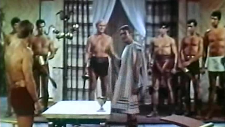 The Ten Gladiators (The Ten Desperate Men)