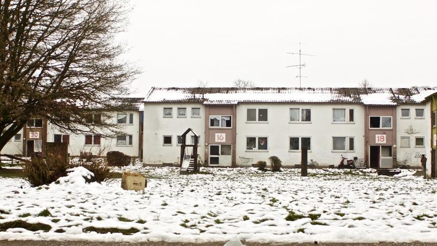 Lebach - State Asylum Office