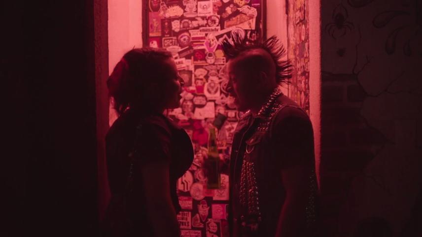 Scenes: Mexico City Punks