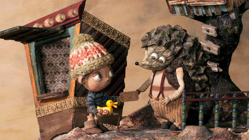 The Kid and the Hedgehog