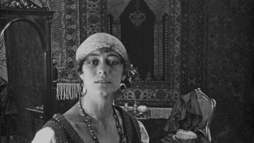 Anjula, the Gypsy Girl