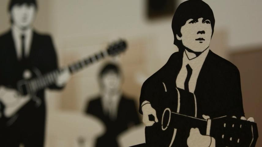 Paper The Beatles