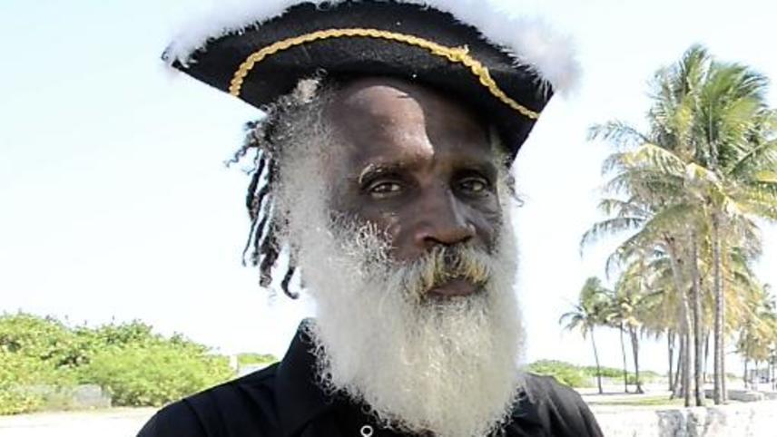 Street Name 'Pirate'