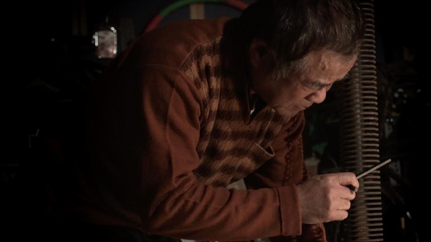 A Foley Artist