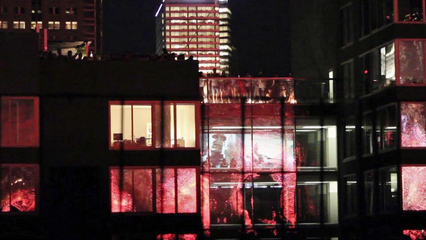Windows By Night