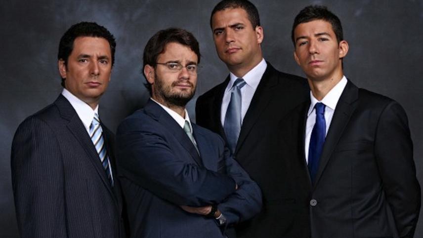 Gato Fedorento: Série Fonseca