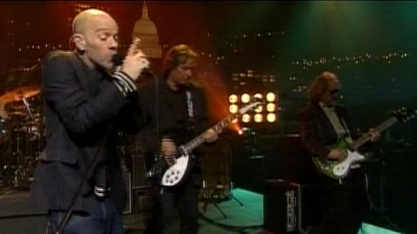R.E.M. Live from Austin, TX