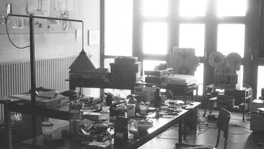 The Last Days of the Studio Frans van de Staak