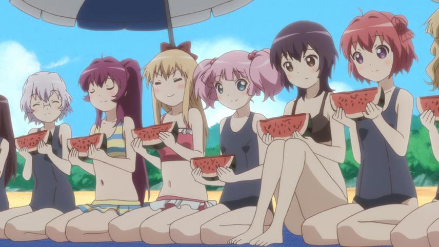 Yuruyuri Happy Go Lily