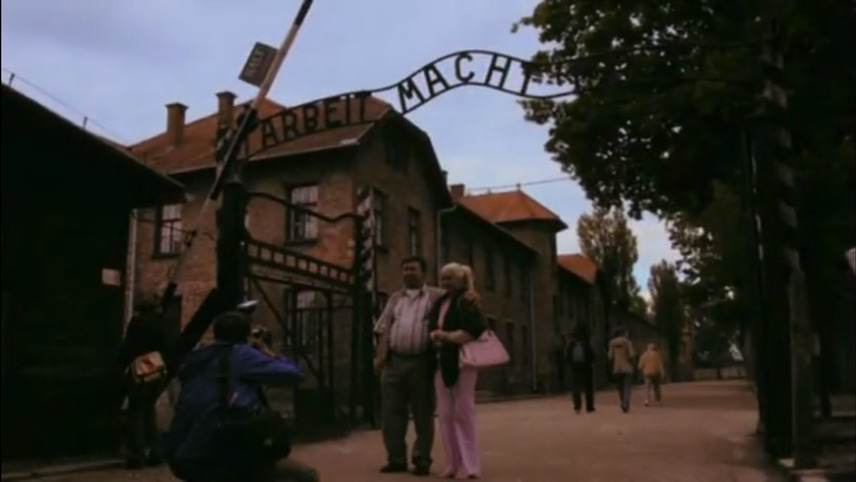 The Holocaust Tourist