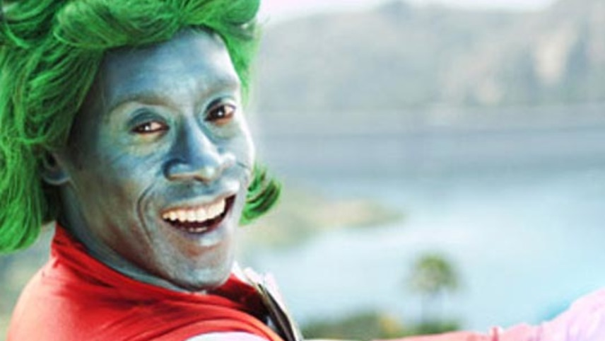 Don Cheadle is Captain Planet 2