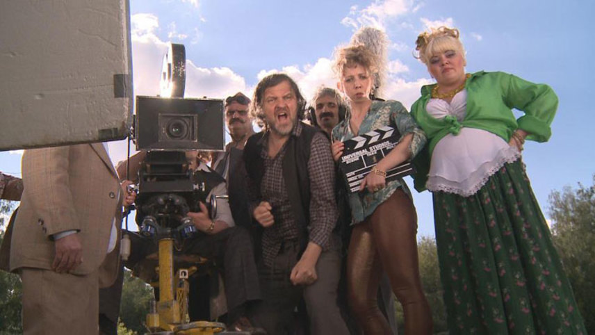 Who is this Kusturica?