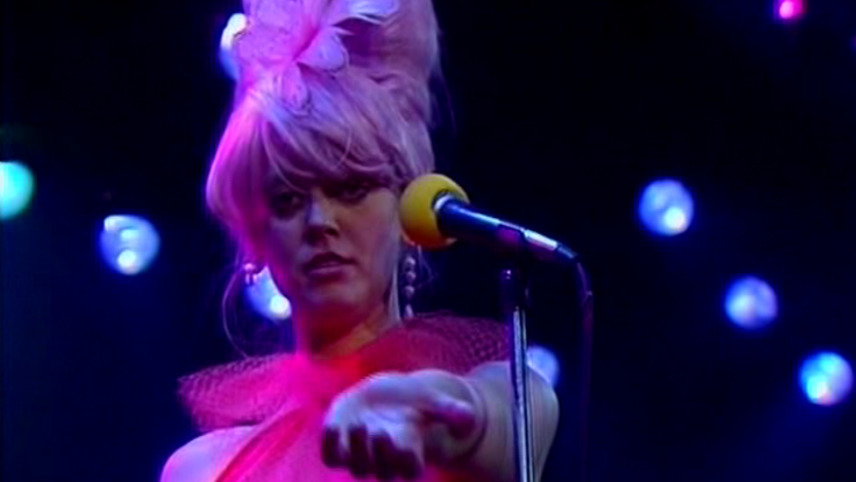 The B-52's Live Germany 1983