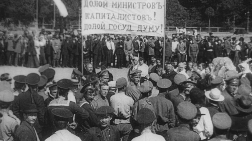 Anniversary of the Revolution