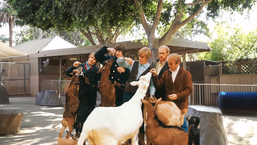 The Beach Boys: A Day at the San Diego Zoo