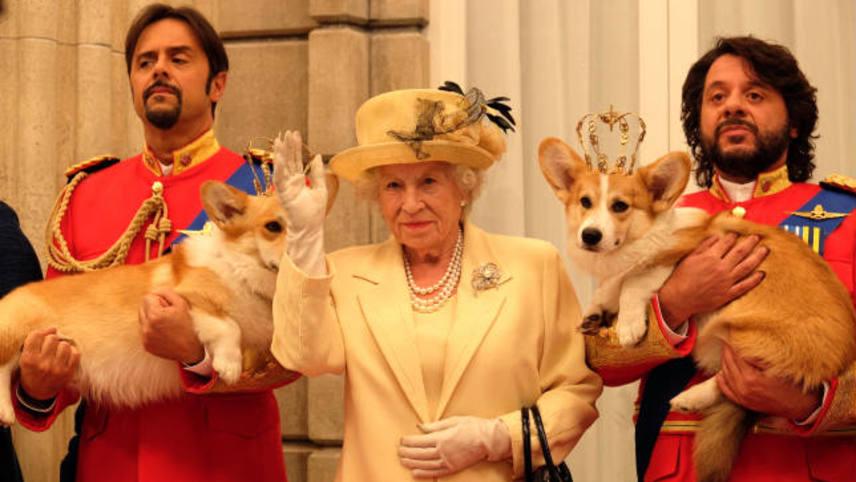 Natale a Londra - Dio salvi la Regina