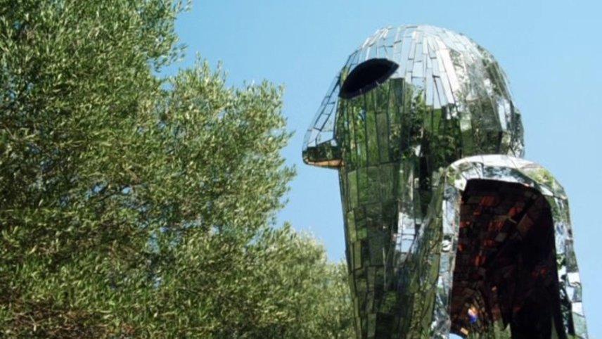 Niki de Saint Phalle: Who Is the Monster, You or Me?