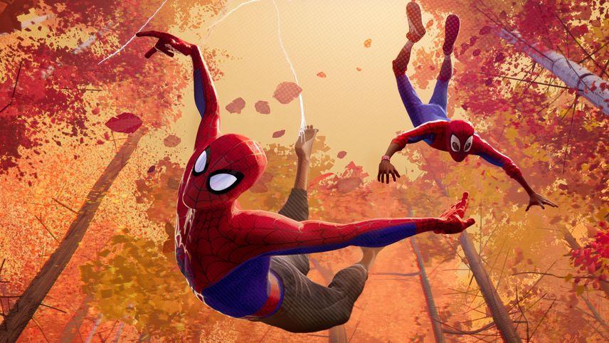 Spider-Man : Un Nuevo Universo