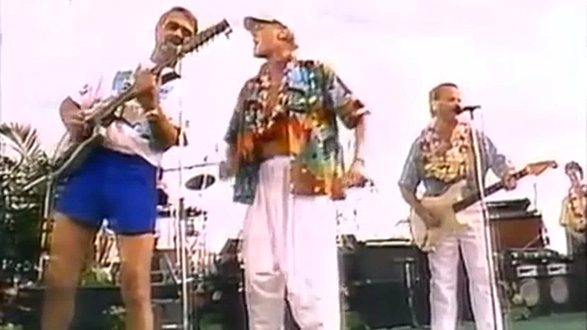 The Beach Boys 25 Years Together: A Celebration In Waikiki