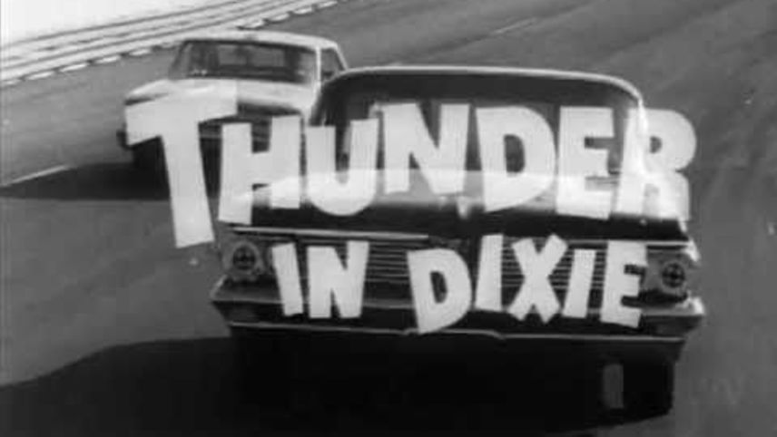 Thunder in Dixie